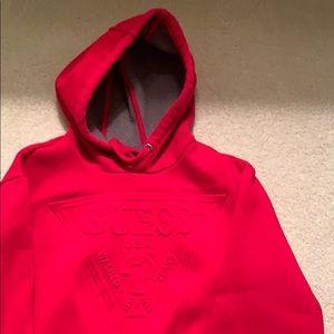 Men's Guess hoodie sweatshirt